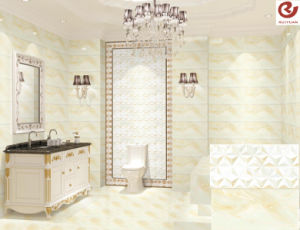 2015 Hot Sale Cheap Price Bathroom Indoor Decor Ceramic Wall Tile (WR63J420)