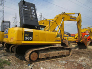 Used Komatsu PC360-7 Excavator Komatsu Big Excavator for Sale pictures & photos