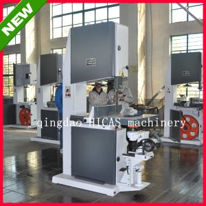 Vertical Metal Band Saw (Manual and Automatic) with Cutting Machine pictures & photos
