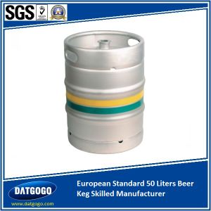 European Standard 20 Liters Beer Keg China Manufacturer pictures & photos