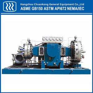 Oil-Free Industrial/Medical Oxygen Booster Slide Compressor pictures & photos