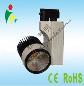 2015 Hot Sell COB LED Tracklight 20W 30W Different Beam Angle Warm White