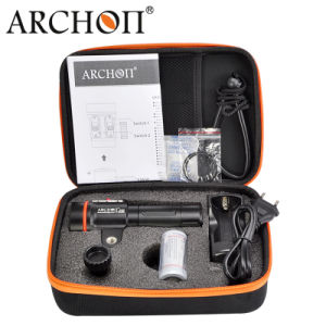 Archon Spot Light W41vp 2600 Lumens with Underwater Video Light Function pictures & photos