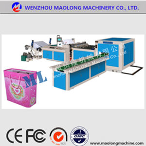 Non Woven Box Bag Forming Machine