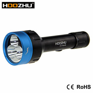 Hot Selling! 3000lm 100m Underwater Diver Lamp Flashlight Torch 3xcree Xml U2 LED Waterproof Light pictures & photos