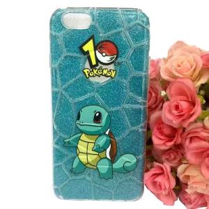 Hot Sale 3D Pokemon Go Pikachu TPU Phone Case pictures & photos