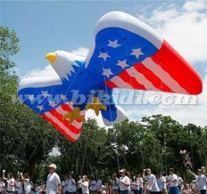 Giant Parada Helium Balloon Ballloon, Giant Bald Eagle Flying Balloon for Promotion K7179 pictures & photos