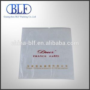 Non Woven & Plastic T-Shirt Bag with Zipper (BLF-NW031) pictures & photos