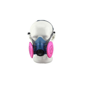 CE En140 Half Face-Piece Gas Mask (7500D) pictures & photos