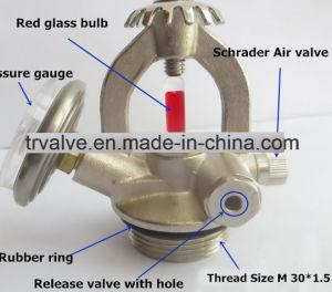 Auto Fire Extinguishing Valve/Hanging Fire Sprinkler Valve
