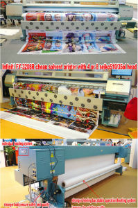 720dpi 4 or 8 Spt 510 35pl Heads Challenger Fy3208r 10FT Flex Banner Printer with Best Quality pictures & photos