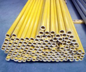China Fiber Glass Pipe and Tube pictures & photos