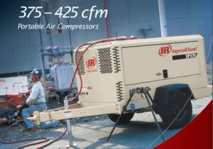Ingersoll Rand/ Doosan Portable Screw Compressor, Compressor, Air Compressor (VHP300WIR HP375WIR XP375WIR) pictures & photos