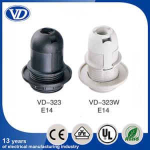 E14 Half Threading Body Plastic Lamp Holder pictures & photos
