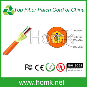 2-24 Cores Distribution Loose Tube Fiber Optical Cable pictures & photos