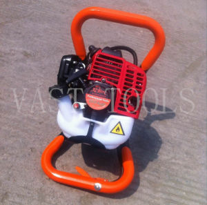 1e34f Engine 26cc Ice Drill Auger, Lightest Ice Driller Auger Machine pictures & photos