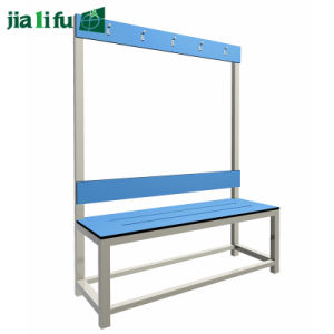 Jialifu Compact Laminate HPL Changing Room Bench pictures & photos