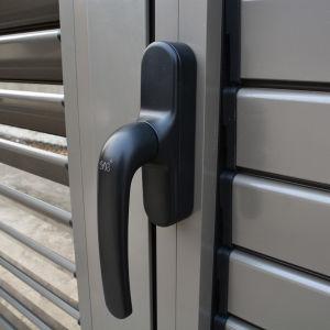 High Quality Powder Coated Aluminum Profile Casement Window & Casement Shutter K03047 pictures & photos