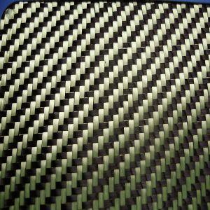 Hybrid Fabrics, Carbon Fiber Fabrics Carbon Fiber Ud Fabrics Carbon Fiber Multiaxial Fabrics pictures & photos