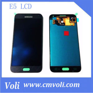 Mobile Phone LCD Display for Samsung Galaxy E5 pictures & photos