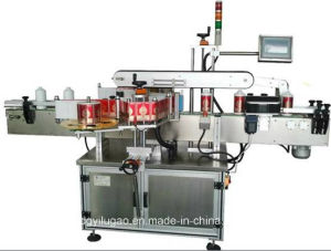Automatic Vertical Round Bottle Adhesive Sticker Labeling Machine pictures & photos