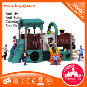 Kids Plastic Outdoor Playground for Park pictures & photos