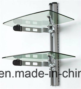 Tempered Shelf Glass for TV Stand pictures & photos