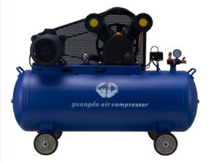 4kw 5.5HP 100L 8bar Belt Driven Air Compressor (V-0.6/8) pictures & photos
