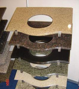Rusty Beige Granite Kitchen Countertop and Vanity Top pictures & photos