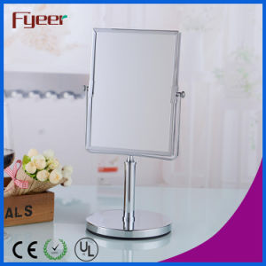 Fyeer Rectangle Vanity Mirror Desktop Free Standing Makeup Table Mirror pictures & photos