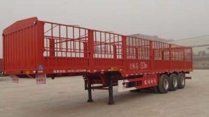 13m Three Axles Warehouse Semi-Trailer / Stake Semitrailer