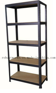 5 Tiers Heavy Duty Metal Rack (MR015B) pictures & photos