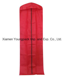 Fashion Red Non-Woven Bridal Gown Cover pictures & photos