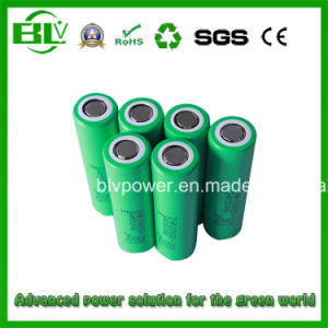 3.7V Cylinder Lithium Ion Battery 18650 Flashing Light\Fishing Light Battery pictures & photos