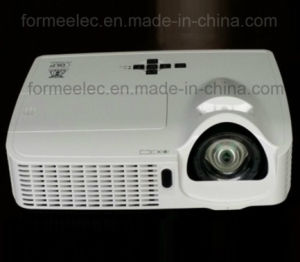 3D Function Short Focus DLP Projector for Teaching LED Porjector pictures & photos