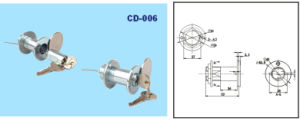 Carbarn Door Lock, Lndustrial Door Lock, (CD-002C) pictures & photos