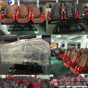 Amusement Park Truck Cabin Mobile 5D Cinema with Best Quality pictures & photos