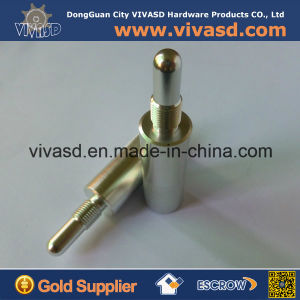 CNC Machining Clear Anodizing Motorcycle Parts Piston Stop pictures & photos