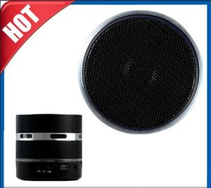 Sound Cannon Wireless Portable Bluetooth Speaker pictures & photos