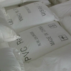 Injection grade pipe fitting powder Sg5 K 66-68 PVC pictures & photos