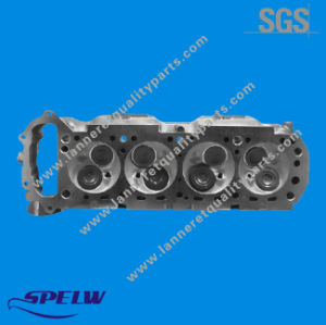 Complete Cylinder Head for Nissan D21 pictures & photos