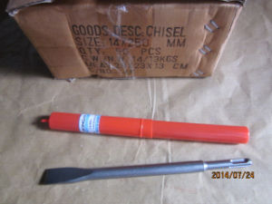 250mm Flat Chisel Wall Chisel Electric Chisel Cold Chisel pictures & photos