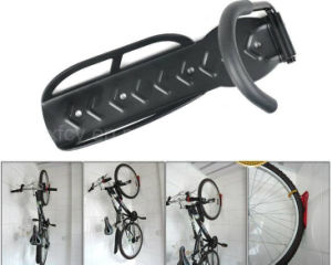 Black Coated Metal Wall Bike Hangers PV006 pictures & photos