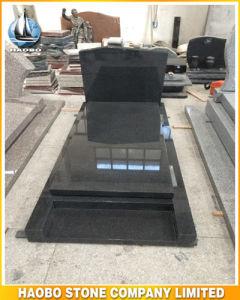 China Gray Granite Full Memorial pictures & photos