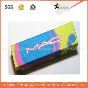 Foldable Colorful Small Lipstick Paper Packaging Box pictures & photos