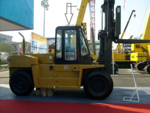 15ton Big Forklift with Good Quality (CPCD150QB) pictures & photos