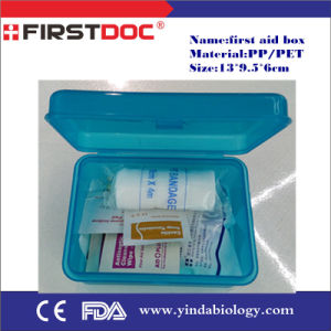 New Sample Plastic First Aid Kit Box PP Material Qan1061 pictures & photos