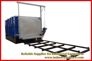 Pallet Car Furnace for Quenching / Annealing /Hardening/Tempwering pictures & photos