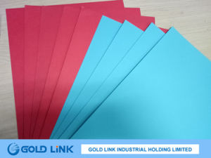 Fluorescent Paper with Yellow Release Paper pictures & photos