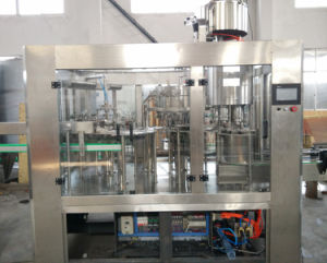 Carbonated Soft Drink Production Line pictures & photos